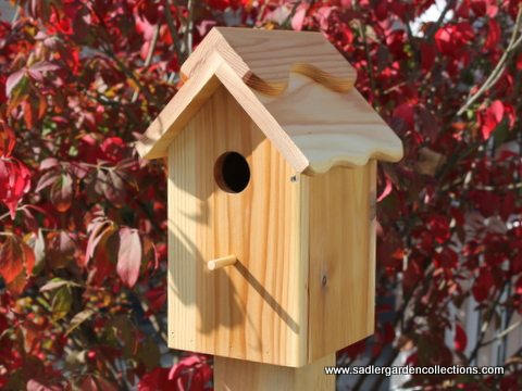 Sadler Garden Collections nesting box
