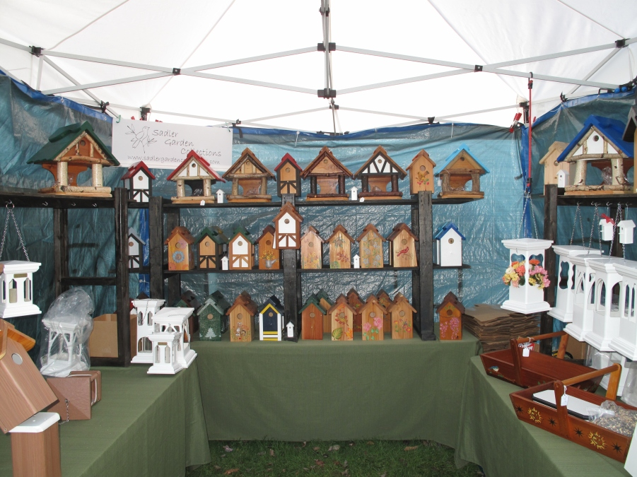 Sadler Garden Collections - Craft Shows