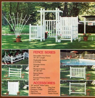 Sadler Garden Collections - PVC History