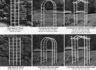 Sadler Garden Collections - PVC History